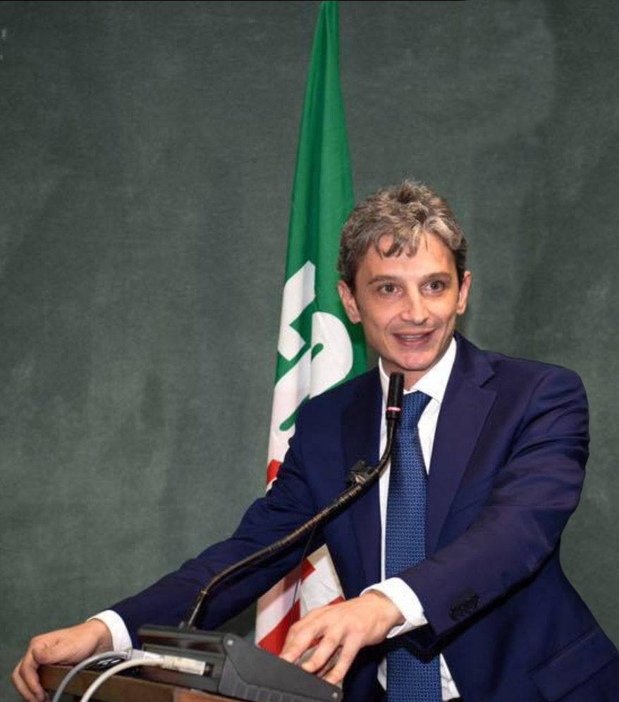 Giuseppe Mangialavori al 501 di Vibo Valentia