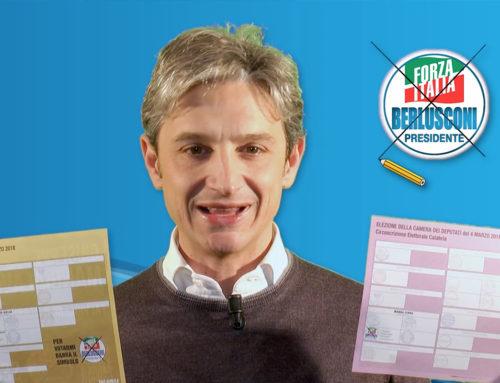 Giuseppe Mangialavori: come votarmi