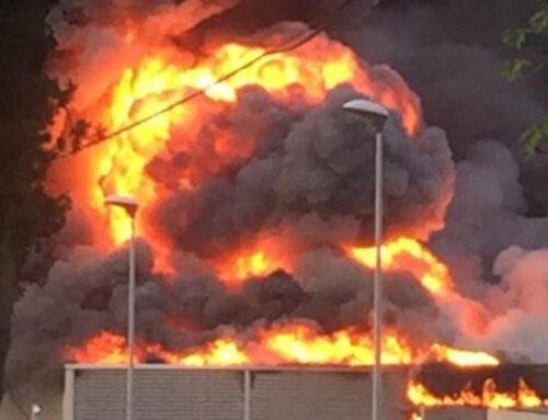 Incendio stabilimento della 'nduja: la solidarietà di Mangialavori