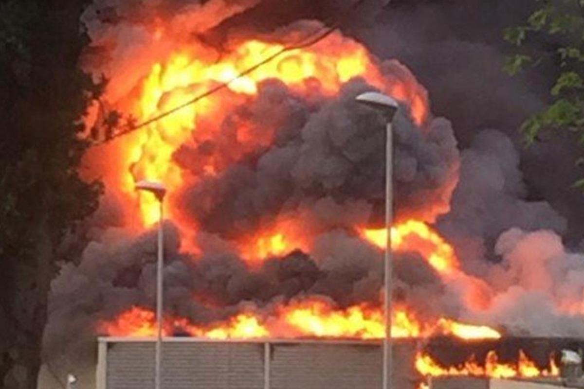 incendio che ha raso al suolo la sua azienda, 'L'artigiano della 'nduja',