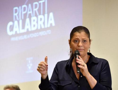 Riparti Calabria: la nota di Mangialavori